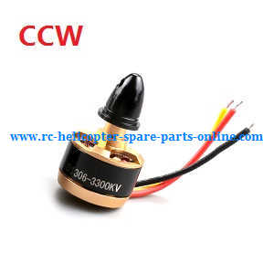 Cheerson CX-23 RC quadcopter spare parts brushless motor (CCW)