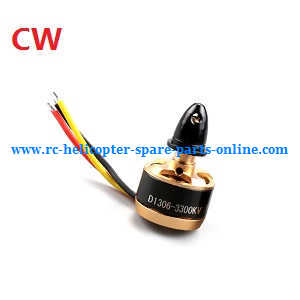Cheerson CX-23 RC quadcopter spare parts brushless motor (CW)