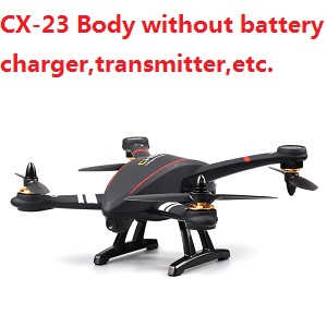 Cheerson CX-23 body without transmitter,charger,battery,etc.