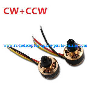 Cheerson CX-23 RC quadcopter spare parts brushless motor (CCW + CW)