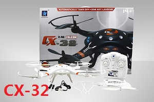 Cheerson cx-32 RC quadcopter without camera (Random color)