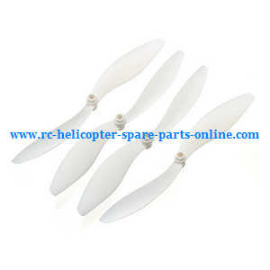 Cheerson cx-32 cx-32c cx-32s cx-32w cx32 quadcopter spare parts main blades (White)