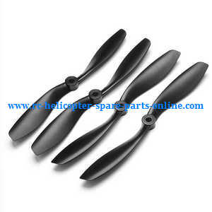 Cheerson CX-35 CX35 quadcopter spare parts main blades (Black)