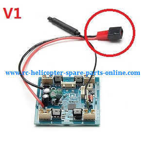 Cheerson CX-35 CX35 quadcopter spare parts PCB board (V1 JST plug)