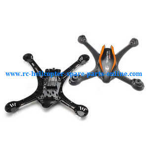 Cheerson CX-35 CX35 quadcopter spare parts upper and lower cover (Orange-Black)