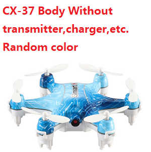 Cheerson CX-37 Body without transmitter,charger,etc. (Random color)