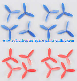 Cheerson CX-60 RC quadcopter spare parts main blades (4 sets)