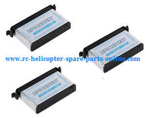Cheerson CX-60 RC quadcopter spare parts battery 3pcs