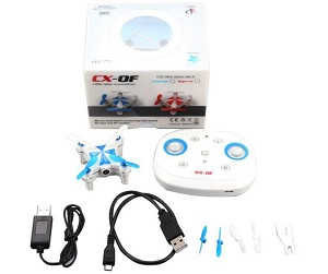 Cheerson CX-OF RC quadcopter with transmitter (Random colr)