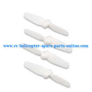 Cheerson CX-OF RC quadcopter spare parts main blades (White)