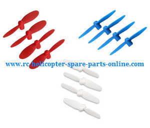 Cheerson CX-OF RC quadcopter spare parts main blades (3sets)