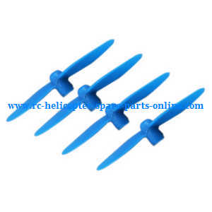 Cheerson CX-OF RC quadcopter spare parts main blades (Blue)