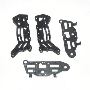 DFD F103 F103B RC helicopter spare parts metal frame set