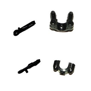 DFD F103 F103B RC helicopter spare parts fixed set of the support bar and decorative set