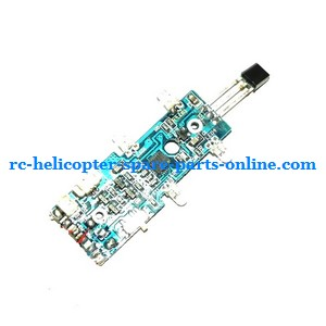 DFD F106 RC helicopter spare parts PCB BOARD
