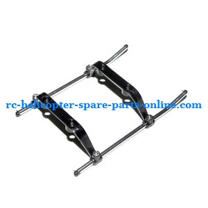 DFD F106 RC helicopter spare parts undercarriage
