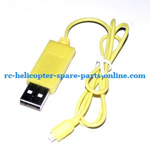 DFD F106 RC helicopter spare parts USB charger wire