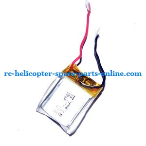 DFD F106 RC helicopter spare parts battery