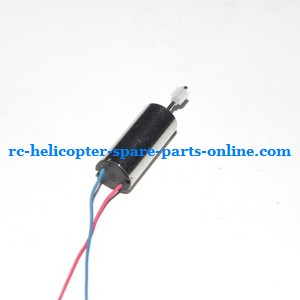 DFD F106 RC helicopter spare parts main motor with long shaft