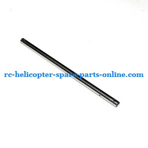 DFD F106 RC helicopter spare parts tail big pipe