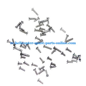 DFD F161 helicopter spare parts screws set