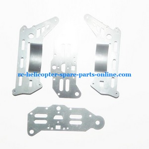 DFD F161 helicopter spare parts metal frame