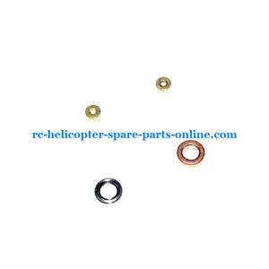 DFD F161 helicopter spare parts 2x small bearing + 2x big bearing