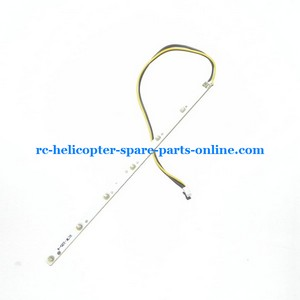 DFD F161 helicopter spare parts tail LED bar