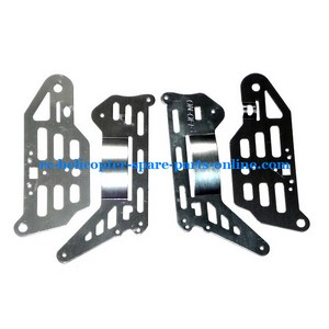 DFD F162 helicopter spare parts metal frame