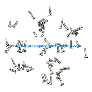 DFD F163 helicopter spare parts screws set