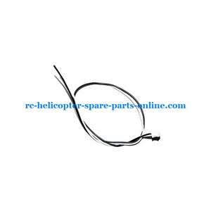 DFD F163 helicopter spare parts tail motor wire