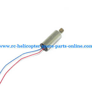 JJRC H8 H8C H8D quadcopter spare parts main motor (Red-Blue wire)