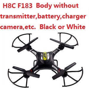 JJRC H8C Body without transmitter,battery,camera,monitor.etc. Random color