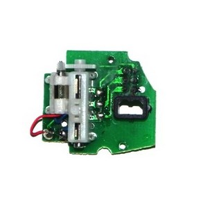 MJX F27 F627 RC helicopter spare parts SERVO (Right)