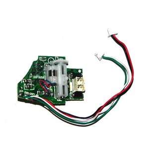 MJX F27 F627 RC helicopter spare parts SERVO (Left)