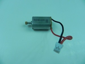 MJX F29 F629 RC helicopter spare parts main motor with long shaft
