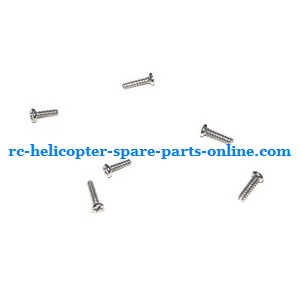 SYMA F3 helicopter spare parts screws set