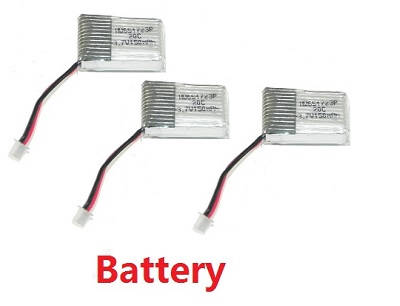 SYMA F3 helicopter spare parts battery