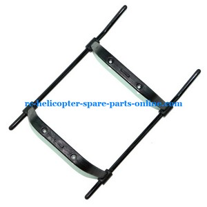 MJX F45 F645 helicopter spare parts undercarriage