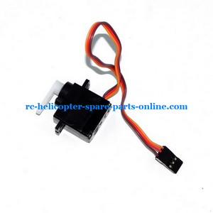 MJX F45 F645 helicopter spare parts SERVO
