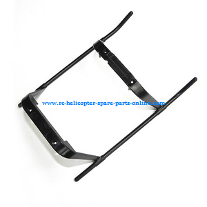 MJX F49 F649 RC helicopter spare parts undercarriage