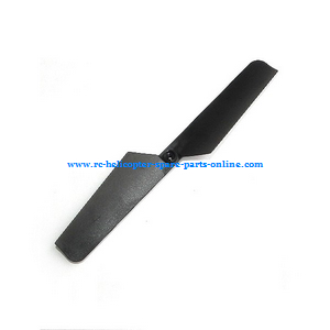 MJX F49 F649 RC helicopter spare parts tail blade