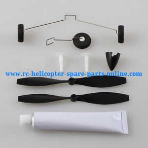 Wltoys WL F949 Cessna-182 Airplanes Helicopter spare parts Wearing parts set