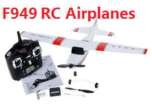 Wltoys WL F949 Airplanes