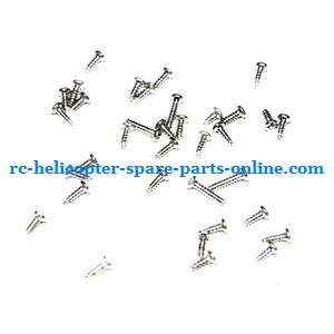FQ777-250 helicopter spare parts screws set