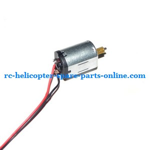 FQ777-250 helicopter spare parts main motor with short shaft