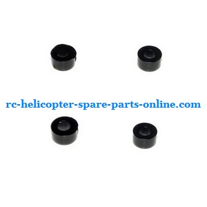 FQ777-502 helicopter spare parts small plastic rings set in the hole of the blade