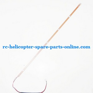 FQ777-502 helicopter spare parts Tail LED bar