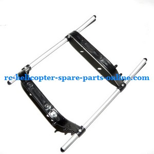 FQ777-502 helicopter spare parts undercarriage