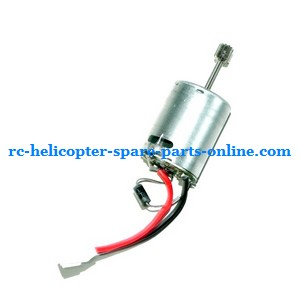 FQ777-502 helicopter spare parts main motor with long shaft